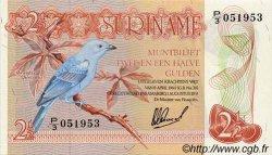 2,5 Gulden SURINAM  1978 P.024Ab NEUF