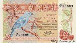2,5 Gulden SURINAM  1985 P.119a NEUF