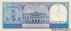 5 Gulden SURINAM  1982 P.035 NEUF