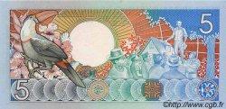5 Gulden SURINAM  1988 P.040b NEUF