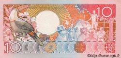 10 Gulden SURINAM  1988 P.041a SPL