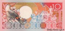 10 Gulden SURINAM  1988 P.131a NEUF