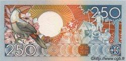 250 Gulden SURINAM  1988 P.134 NEUF
