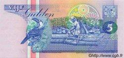 5 Gulden SURINAM  1991 P.046a NEUF