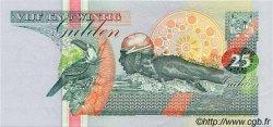 25 Gulden SURINAM  1991 P.048a SPL