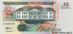25 Gulden SURINAM  1998 P.048d