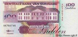 100 Gulden SURINAM  1998 P.139 NEUF