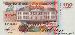 500 Gulden SURINAM  1991 P.050 NEUF