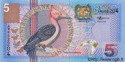 5 Gulden SURINAM  2000 P.056 pr.NEUF