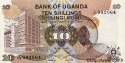 10 Shillings OUGANDA  1979 P.11a NEUF