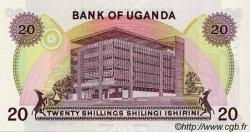 20 Shillings OUGANDA  1979 P.12a NEUF