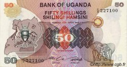 50 Shillings OUGANDA  1982 P.18a SUP