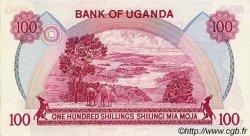 100 Shillings OUGANDA  1982 P.19a SPL