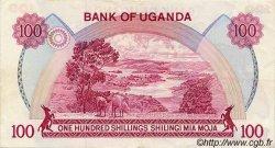 100 Shillings OUGANDA  1982 P.19a NEUF