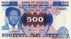 500 Shillings OUGANDA  1983 P.22a NEUF
