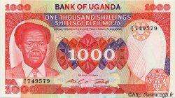 1000 Shillings OUGANDA  1983 P.23a NEUF