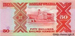 50 Shillings OUGANDA  1989 P.30b NEUF
