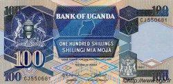 100 Shillings OUGANDA  1987 P.31a NEUF