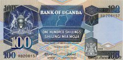 100 Shillings OUGANDA  1988 P.31b NEUF