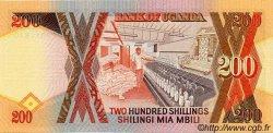 200 Shillings OUGANDA  1994 P.32b NEUF
