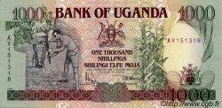 1000 Shillings OUGANDA  1991 P.34a NEUF