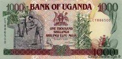 1000 Shillings OUGANDA  1991 P.34b NEUF