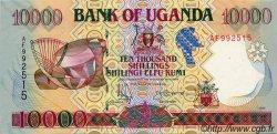 10000 Shillings OUGANDA  1995 P.38a NEUF