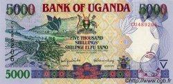 5000 Shillings OUGANDA  2000 P.40 NEUF