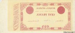 100 Francs type 1874 SÉNÉGAL  1874 P.A.3s pr.NEUF
