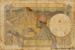 5 Francs type 1934 AFRIQUE OCCIDENTALE FRANÇAISE (1895-1958)  1936 P.21 B+