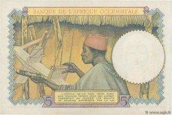 5 Francs type 1934 AFRIQUE OCCIDENTALE FRANÇAISE (1895-1958)  1937 P.21 SPL