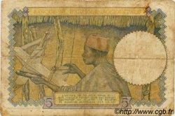 5 Francs AFRIQUE OCCIDENTALE FRANÇAISE (1895-1958)  1938 P.21 B