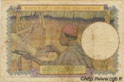 5 Francs type 1934 AFRIQUE OCCIDENTALE FRANÇAISE (1895-1958)  1942 P.25 TB+