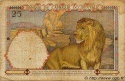 25 Francs AFRIQUE OCCIDENTALE FRANÇAISE (1895-1958)  1937 P.22 B+