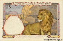 25 Francs AFRIQUE OCCIDENTALE FRANÇAISE (1895-1958)  1939 P.22 SUP+