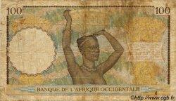 100 Francs type 1936 AFRIQUE OCCIDENTALE FRANÇAISE (1895-1958)  1941 P.23 pr.TB