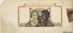1000 Francs AFRIQUE OCCIDENTALE FRANÇAISE (1895-1958)  1937 P.24 TTB