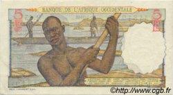 5 Francs type 1943 AFRIQUE OCCIDENTALE FRANÇAISE (1895-1958)  1948 P.36 SUP