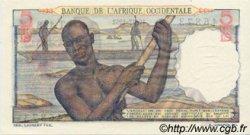 5 Francs type 1943 AFRIQUE OCCIDENTALE FRANÇAISE (1895-1958)  1952 P.36 SPL