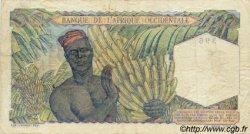 50 Francs type 1943 AFRIQUE OCCIDENTALE FRANÇAISE (1895-1958)  1944 P.39 TTB