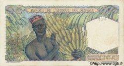 50 Francs type 1943 AFRIQUE OCCIDENTALE FRANÇAISE (1895-1958)  1944 P.39 TTB+ à SUP