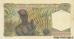 50 Francs AFRIQUE OCCIDENTALE FRANÇAISE (1895-1958)  1947 P.39 pr.SUP