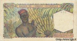 50 Francs type 1943 AFRIQUE OCCIDENTALE FRANÇAISE (1895-1958)  1948 P.39 pr.SUP