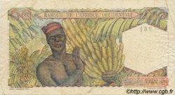 50 Francs AFRIQUE OCCIDENTALE FRANÇAISE (1895-1958)  1948 P.39 TB+