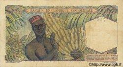 50 Francs type 1943 AFRIQUE OCCIDENTALE FRANÇAISE (1895-1958)  1949 P.39 TTB