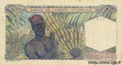 50 Francs type 1943 AFRIQUE OCCIDENTALE FRANÇAISE (1895-1958)  1950 P.39 TTB