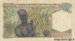 50 Francs AFRIQUE OCCIDENTALE FRANÇAISE (1895-1958)  1952 P.39 TB