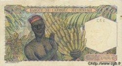 50 Francs type 1943 AFRIQUE OCCIDENTALE FRANÇAISE (1895-1958)  1953 P.39 TTB