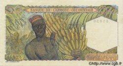 50 Francs AFRIQUE OCCIDENTALE FRANÇAISE (1895-1958)  1954 P.39 SUP