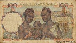 100 Francs type 1943 AFRIQUE OCCIDENTALE FRANÇAISE (1895-1958)  1945 P.40 B